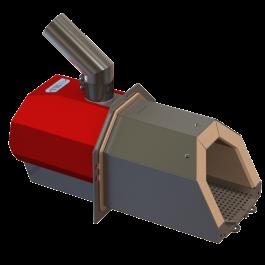 Пеллетная горелка OXI Ceramic+ 75 кВт