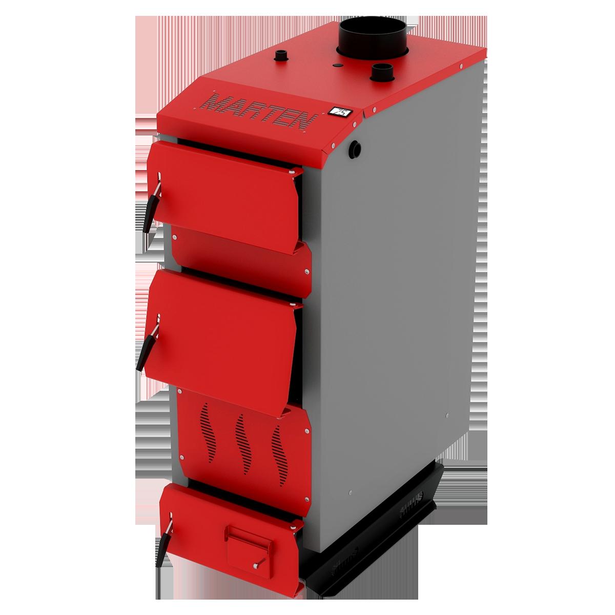 Твердотопливный котел Marten Praktik MP-30 30 кВт