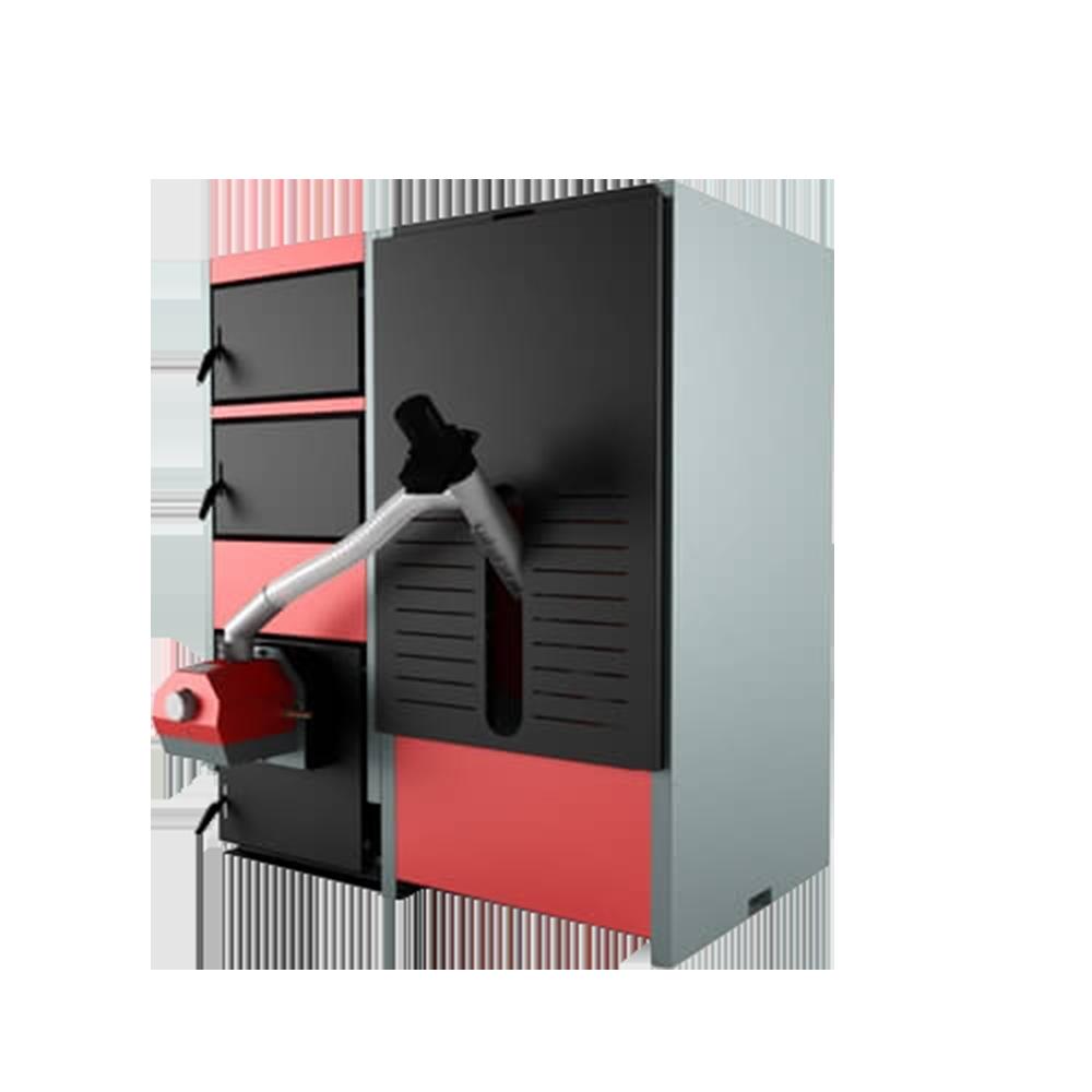 Пеллетный котел Marten Comfort Pellet MC-80P 80 кВт