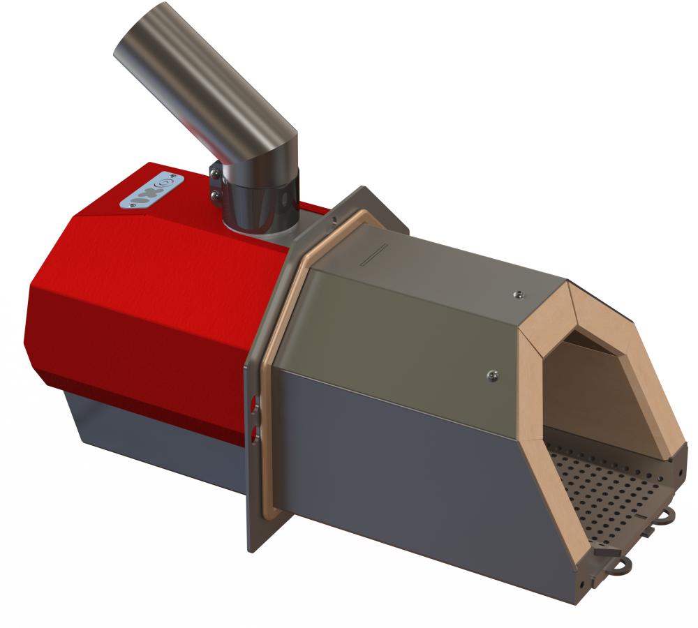 Пеллетная горелка OXI Ceramic+ 20 кВт