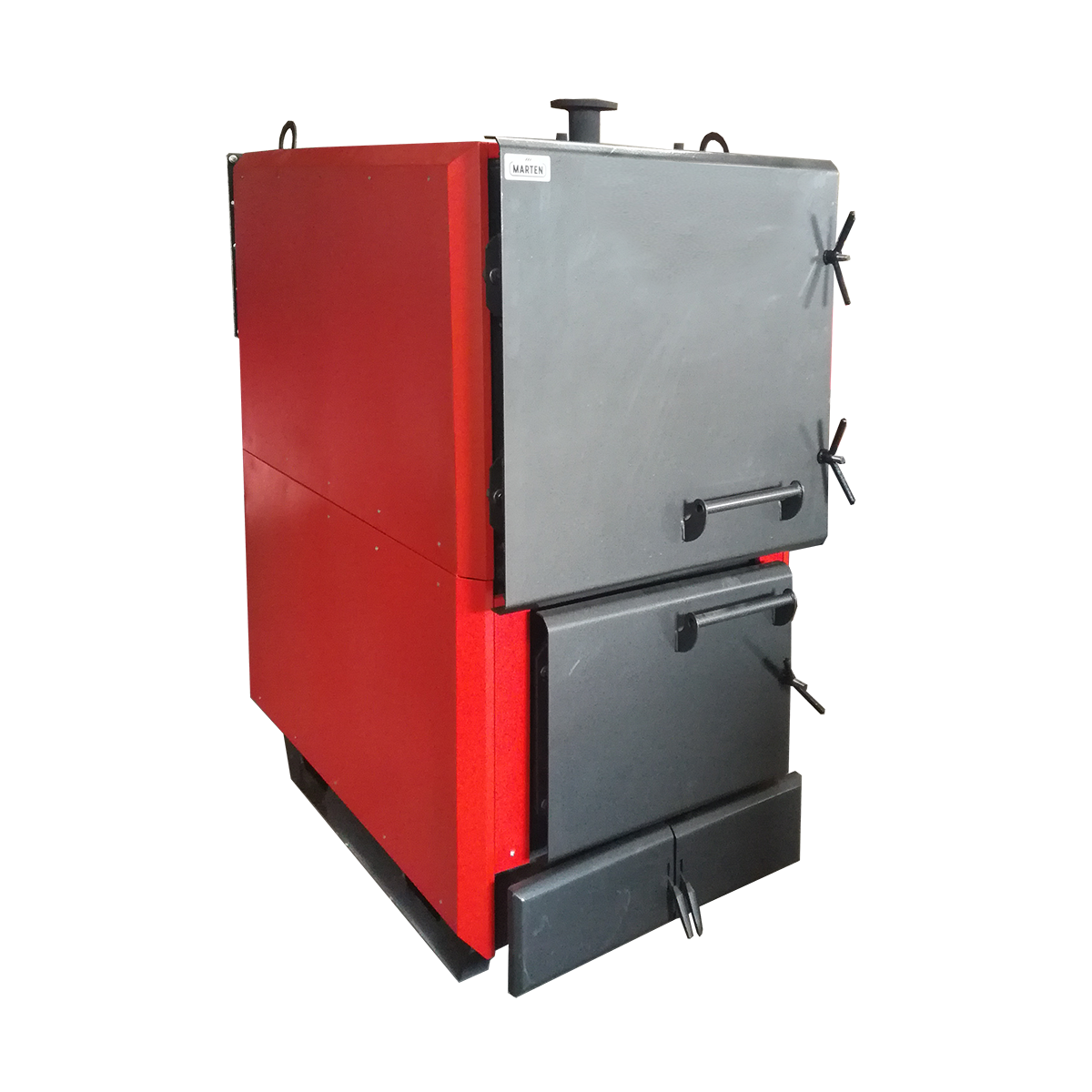 Твердотопливный котел Marten серии Industrial-T MIT-150 150 кВт