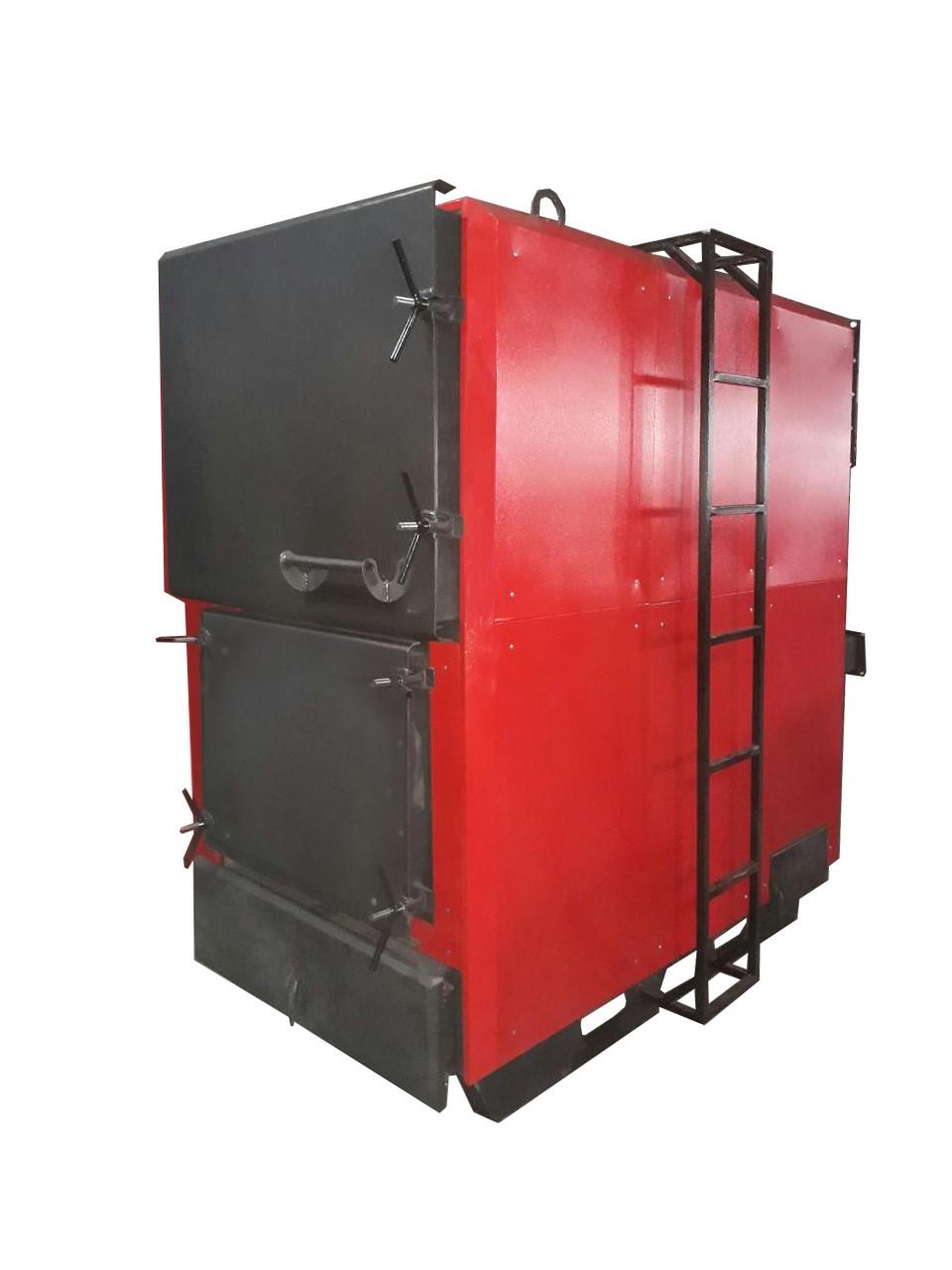 Твердотопливный котел Marten серии Industrial-T MIT-500 500 кВт